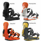 Union Contact Men's Snowboard Bindings 2015-2016 NEW