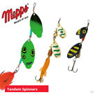 Mepps Tandem Spinners / Lures - Sea Trout Pike Perch Salmon Bass Fishing Tackle