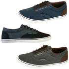 Jack & Jones Vision Canvas Spider Urban Denim Schuhe Sneaker Chambray