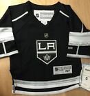 Los Angeles Kings NHL INFANT Sizes 12 24mo Reebok Replica Jersey Black