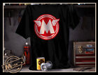 Metro Racing Matchless Vintage Motorcycle  T Shirt Triumph BSA Harley