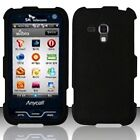 For Samsung Galaxy Rush M830 Rubberized Hard Snap on Protector Cover Case Skin