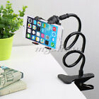 Universal Lazy Desktop Bed Car Stand Mount Holder For Phone iPhone Long Arm New
