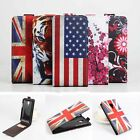 Brand New Folio Printed PU Leather Case Wallet Cover For Meizu MX4 Mobilephone