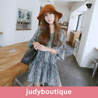 JB womens tunic dresses smocks band bohemian dress