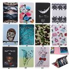 Cute Patterned Flip Leather Case Cover for Galaxy Tab4/3 Lite Tab A/S/S2/E/3/4
