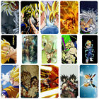 Dragonball Z Ultimate Super Saiyans Flip Case Cover for Samsung Galaxy S - T84
