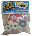 "KRUX ""The World's Best Cushions"" Skateboard Bushings Washers & Pivots 92a White"