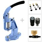 Starter set - double cap rivets - hand press, tools and initial supplies S027