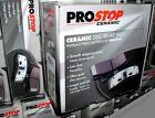 PRO CERAMIC DISC Brake PADS PR687C fits AUDI