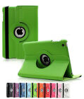 360 Degrees Rotating Stand Leather Case for Apple iPad Air 1st Generation