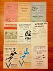 Whitehaven Rugby League Programmes 1959 - 1990