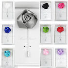New Men's Suit brooch chest buckle brooch Pin ROSE Floral flower lapel pin PL30