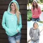 Lady Winter Warm Hoodie Coat Jacket Sport Tracksuit Sweatshirt Hoody Jumper Top