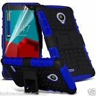 Heavy Duty Shockproof Hard Builder Phone Case for Vodafone Smart Speed 6
