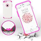 Protective Hybrid Shockproof Soft Case Cover For Apple iPhone7 8 6S 4.7-5.5 Plus