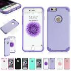 Protective Hybrid Shockproof Soft Case Cover For Apple Iphone7 8 6s 4.7/5.5 Plus