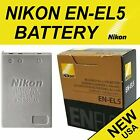 New Genuine Original Battery En-el5 Nikon Coolpix P520 P530 P5000 P5100 P6000