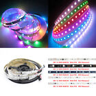WS2811 Addressable Dream Color 5M 150LED 5050 RGB LED Strip Light Waterproof 12V