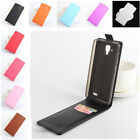 For Lenovo A536 Smartphone Brand New Multi-Color Flip PU Leather Case Cover Skin