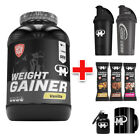 Mammut Weight Gainer Crash 5000 Masseaufbau Hardgainer 4500 g + Gratisartikel