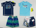 Nautica Baby Set, Baby Boys 2-Piece Rash Guard & Board Shorts - 12, 18 months