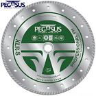 "Pegasus PH XLR8"" Hard Material Turbo Stihl Saw Angle Grinder Diamond Blades"