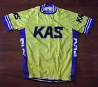 Brand New Team KAS cycling Jersey, Sean Kelly tdf