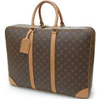 Louis Vuitton Monogram Sirius 24 Travel Bag Suitcase M41405 *Very good* RARE!!