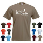 'Probably the Best Gambler in the World' Funny Men's Betting Sport T-shirt