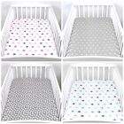Baby Nursery / 100% Cotton Fitted Sheet / fit to Cot 120x60 cm / NEW