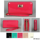 Simply Noelle Pretty in Patent Wallet (Asst. Colors)