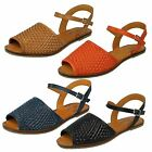 Ladies Leather Collection Sandals Style - F0934S