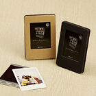 Sandwich Photo Frame for  Fuji Instax mini - black label