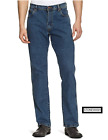 MENS WRANGLER TEXAS STRETCH REGULAR FIT DENIM JEANS FACTORY SECONDS WA33