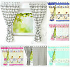 LUXURY BABY ROOM WINDOW CURTAINS / Matching Pattern for Nursery Bedding