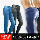Women Skinny Sexy Jeggings Slim Jeans Leggings Fashion Pants Style 2 Colour