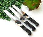 """1-12 pcsKNIFE CHEF KITCHEN KNIVES VINTAGE STAINLESS STEEL KIWI CUTLERY BLADE4.2"""""""