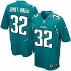 Nike 32 Maurice Drew-Jones Jacksonville Jaguars On Field Jersey 3XL 4XL Teal NWT $89.99 USD on eBay
