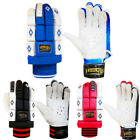 Cricket Batting Gloves Leather Palm Cricket Gloves Right Handed  Mens,Youth