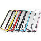 Bumper Case Frame Rim cover For Apple iPhone 4/4s 5/5s Various colours UK Stock