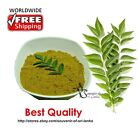 Best Quality Organic Ceylon Curry Leaves Powder -Sri Lanka 100% Pure and Natural