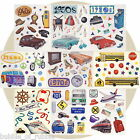 Creative Memories Block Sticker TRANSPORT CARS PLANES TRAINS BOATS VEHICLES