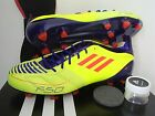 ADIDAS F50 ADIZERO TRX FG LEATHER SOCCER BOOTS FOOTBALL CLEATS ELECTRICTY