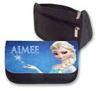 """Personalised Frozen """"Elsa"""" Case/Makeup Bag.Personalise with any name for free"""