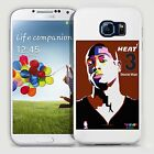 Dwyane Wade Miami Heat Cover Case For Galaxy S Note 2 3 4 5 6 7 Edge