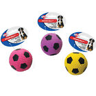 ETHICAL SPOT FIBER LATEX SOCCER BALL DOG TOY U PICK COLOR FREE SHIP IN USA