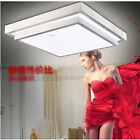 Modern Acrylic 30/51cm 12/18W LED Ceiling Lights Chandeliers Bedroom Lights 1928