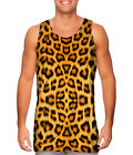 Yizzam- Leopard Skin - New Men Tank Top Tee Shirt XS S M L XL 2XL 3XL 4XL