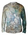 "Yizzam - Rhead - ""Mermaid Octopus""-  New Mens Long Sleeve Shirt"